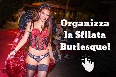 Scopri come Organizzare una Sfilata Burlesque